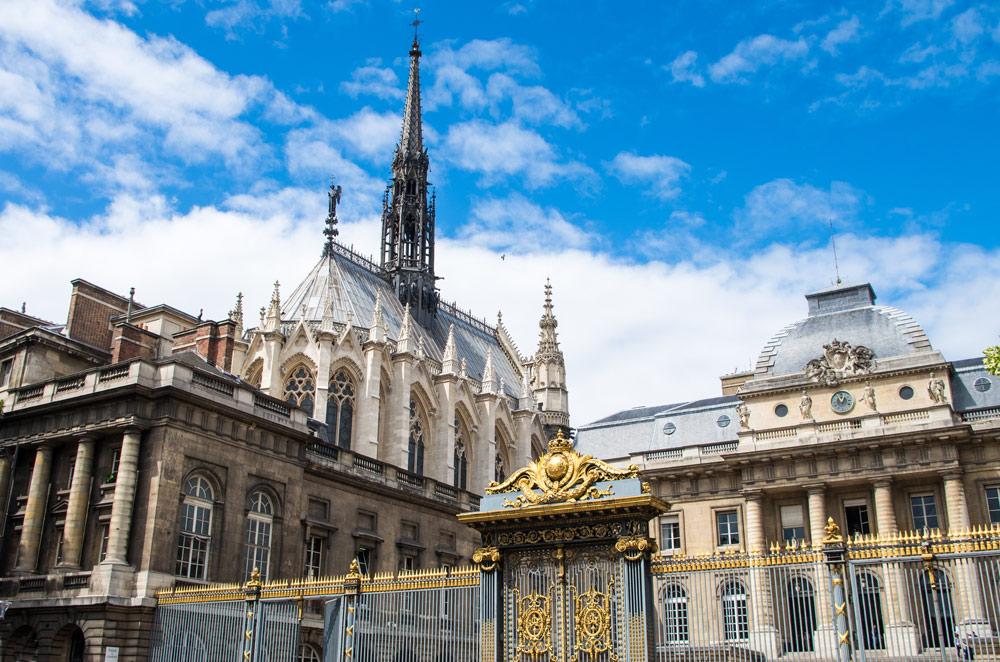 Sainte Chapelle Parijs
