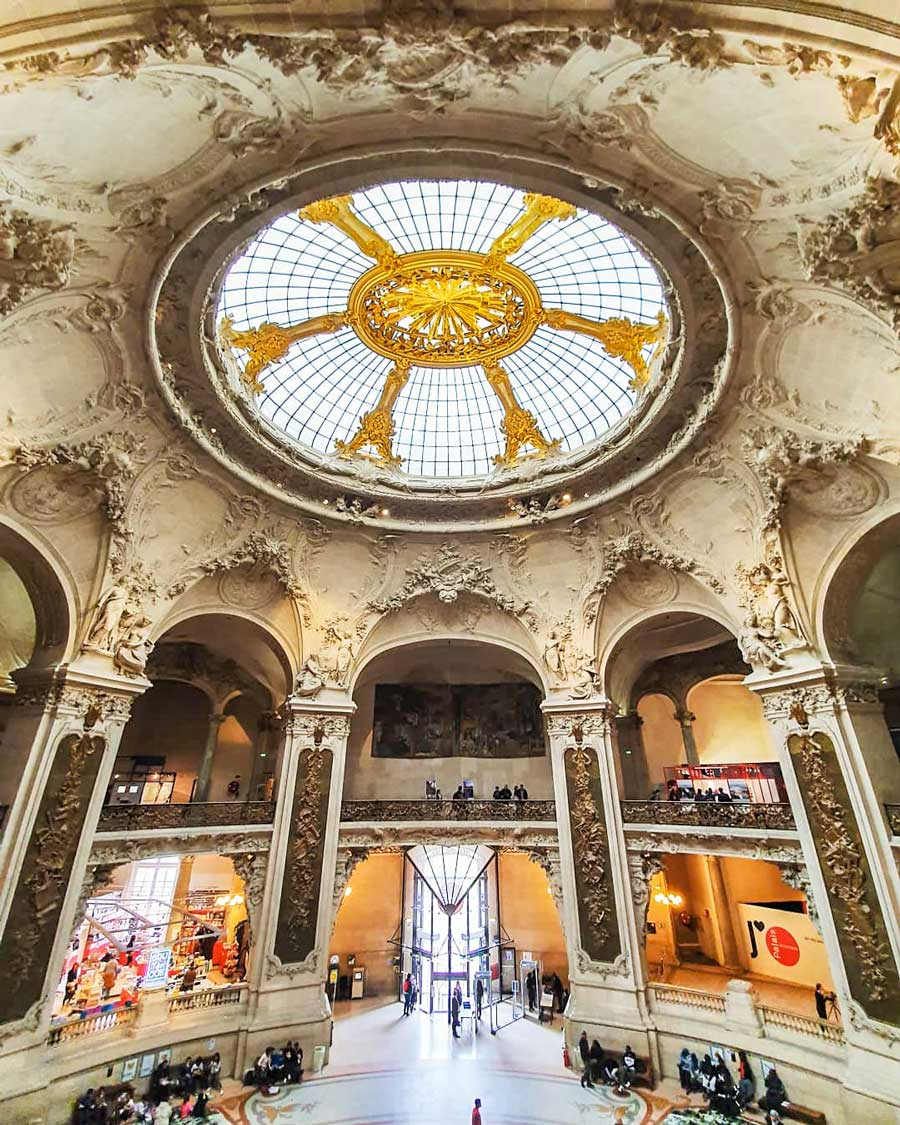 Palais de la Decouverte wetenschapsmuseum Parijs