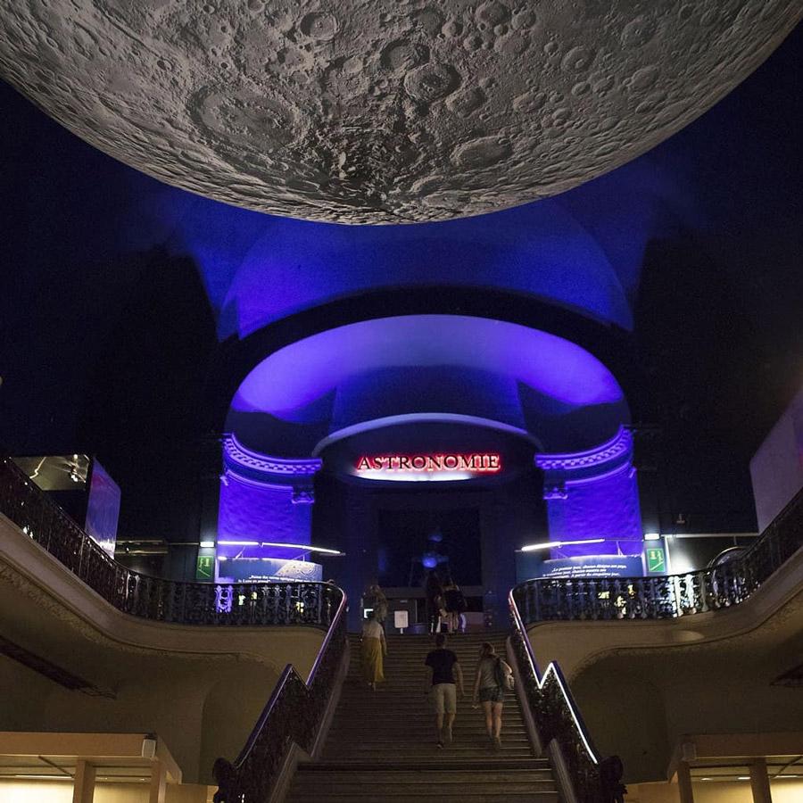Planetarium Parijs